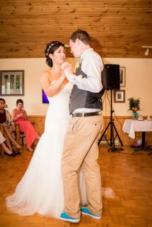 Brier Island Lodge Wedding Beach Bride photography 12